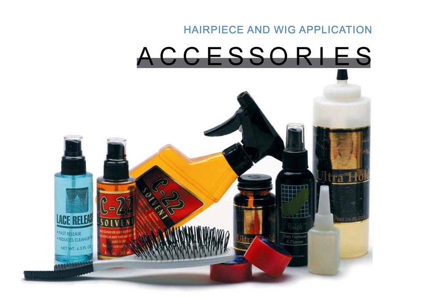 hair bonding accessories