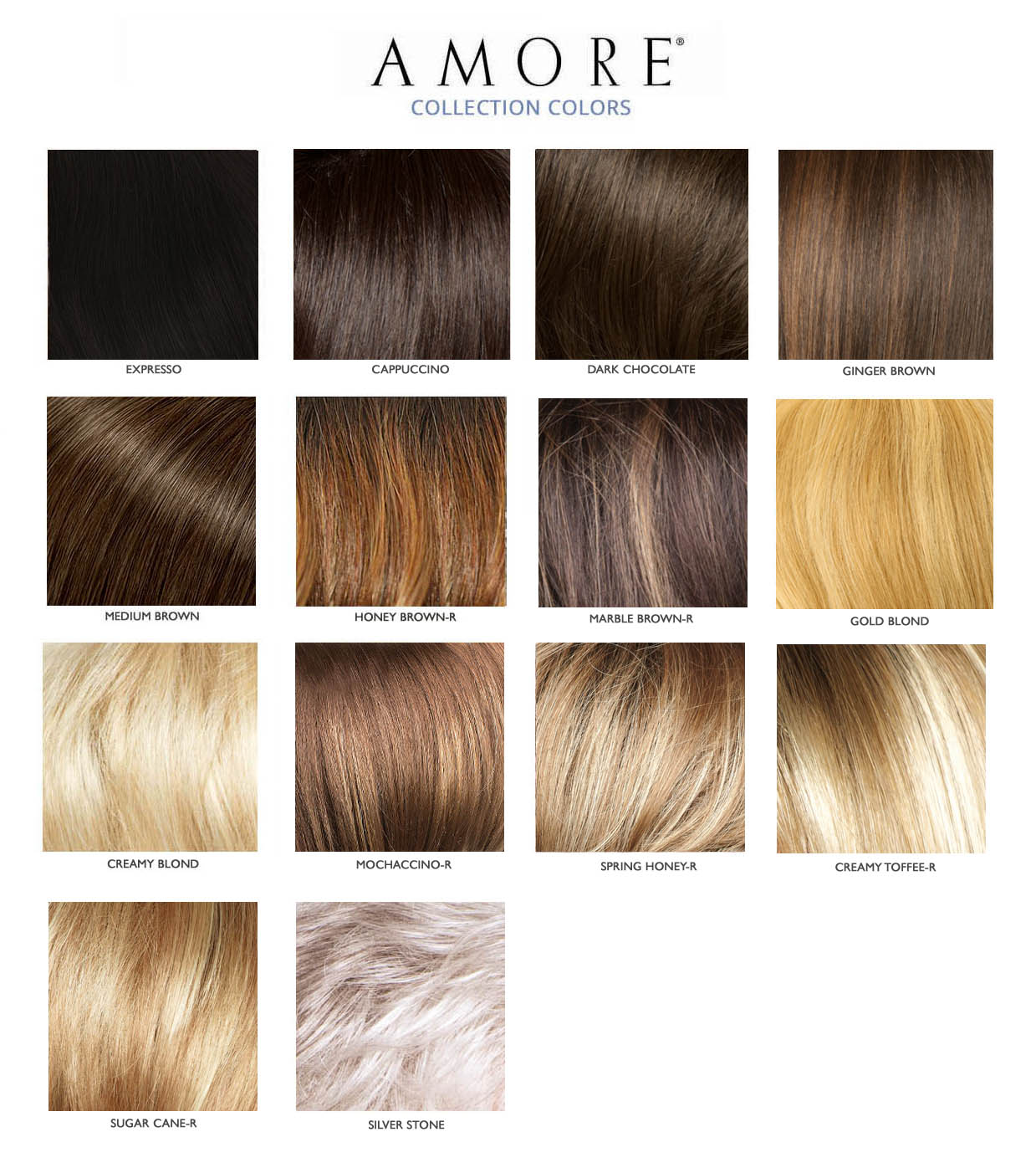 AMORE LUXE TP COLORS