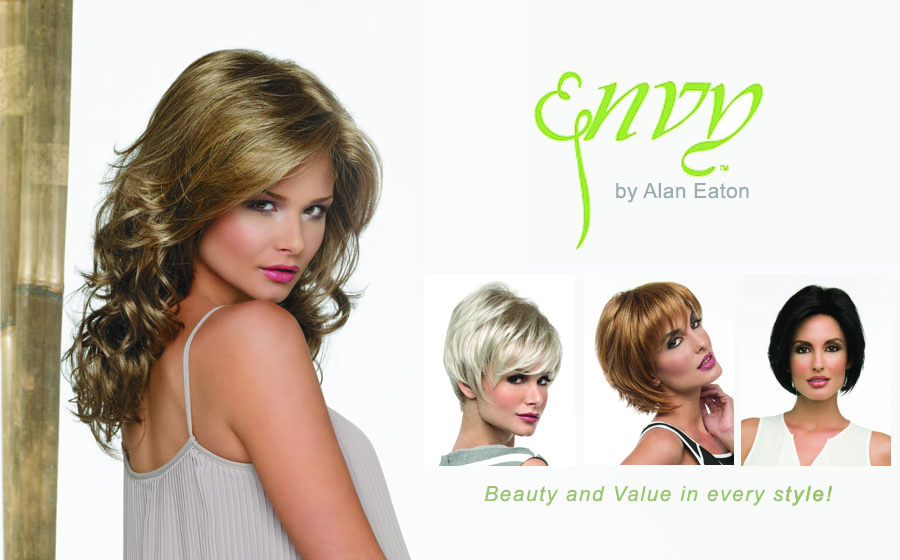 ENVY WIGS BANNER