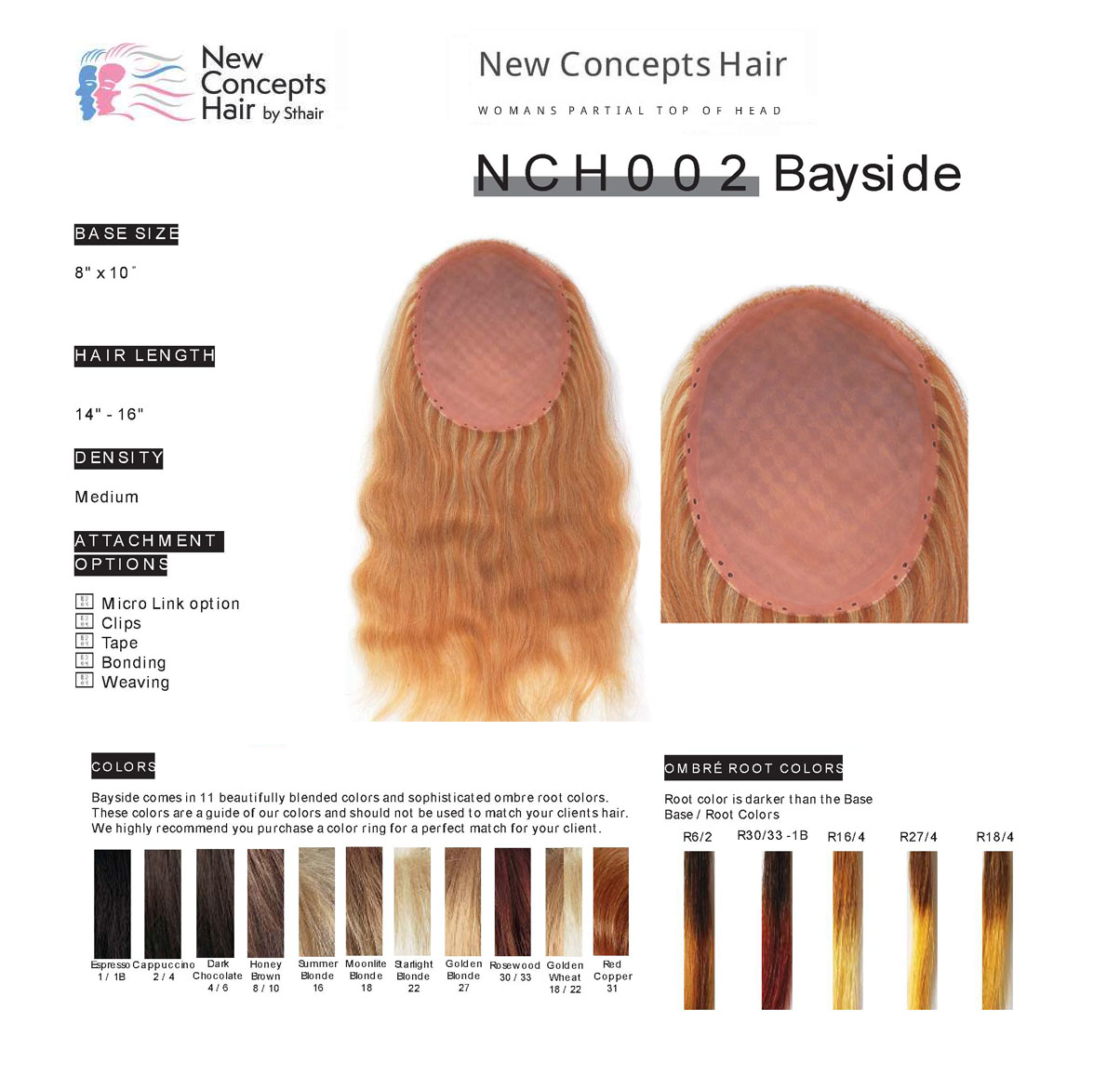 NEW CONCEPTS BAYSIDE NCH002