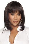 H202 - 100% Human Hair Wig - Vivica Fox - Pure Stretch Cap
