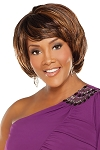 Mia - Performance Synthetic Hair Wig - Vivica Fox - Pure Stretch Cap