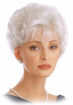Erica Wig - Louis Ferre Monosystem® - Synthetic Hair Wig