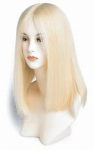 Shakira - Fine European Textured Human Hair Handmade Wig Lace Front Wig -  Specialty Item - Isenberg Luxury Collection
