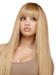 European Silky Straight - 8 Piece Clip On 18