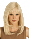 Louis Ferre PC106  Monosytem® 100% Human Hair All Hand Tied Wig - Platinum Collection