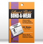 Bond A Weave Hair Bonding Templates - Disposable Templates - SPECIALTY HAIR PRODUCT