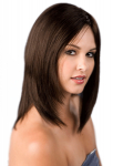 Eunice - Fine European Textured Human Hair Wig - Professional Specialty - Isenberg Luxury Collection