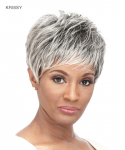 Krissy - Fabulous Grays Collection - Synthetic Hair Wig - Its A Wig
