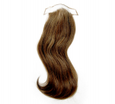 Mono Lace Handtied Lace Front Monofilament Toppiece (14
