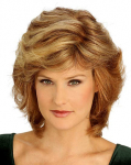 7032 - Abigail Wig - Louis Ferre New Monosystem® Illusion Front® Wig - Synthetic Hair Wig