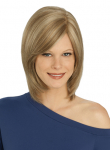 6001HM - Erin - Louis Ferre New Monosystem® Illusion Front Fully Hand-Tied Cap - Performance Synthetic Hair Wig