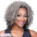 HW Audrey - Heat Friendly Synthetic Hair Half Wig - Its A Wig