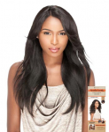 Brazilian Natural Silky Straight - Bare & Natural Virgin Human Hair Wig GRD4 - SENSATIONNEL - SPECIALTY ITEM