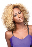 S742- Supra 1 Minute Weave - Synthetic Partial Wig - Supreme