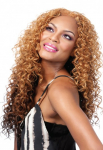 S746- Supra 1 Minute Weave - Synthetic Partial Wig - Supreme