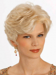 Louis Ferre Kate  Monosystem® Wig - Synthetic Hair Wig