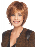 On The Town - Performance Synthetic Hair Mono Part Wig - Vibralite Memory Cap II® - Raquel Welch