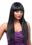 Naomi - Ultima® Prota - Yaki Textured Collagen Protein Synthetic Hair Wig- Supreme