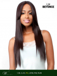 Beyonce - Human Hair Blend Lace Front Wig - The Wig