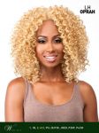 Oprah- Human Hair Blend Lace Front Wig - The Wig