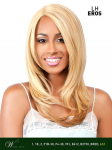 Eros - Human Hair Blend Lace Front Wig - The Wig