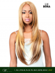 Bora - Human Hair Blend Lace Front Wig - The Wig
