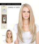 Smart Hair® Synthetic Hair Monoline Clip In Extensions - Performance Synthetic Hair Clip-On Wef - Hair Couture - SPECIALTY PRODUCT INTENDED FOR PROFESSIONAL USE