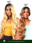 Ocean Wave Wig - Human Hair Blend Lace Front Wig - The Wig