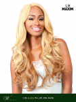 Maxim - Human Hair Blend Lace Front Wig - The Wig
