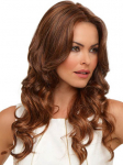 Brianna - Lace Front Monofilament Top  - Synthetic Fiber Wig - Envy by Alan Eaton