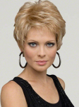 Tina - Mono Top Lace Front - Synthetic Fiber Wig - Envy by Alan Eaton