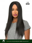Gigi - Human Hair Blend Lace Front Wig - The Wig