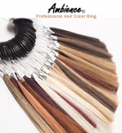 Ambience - 100% Human Hair Color Ring - Professional Toppiece Unit - Hair Couture