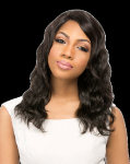 Brazilian Natural Loose Deep - Bare & Natural Virgin Human Hair Wig - SENSATIONNEL - SPECIALTY ITEM