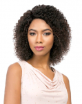 Brazilian Natural Jerry - Bare & Natural Virgin Human Hair Wig - SENSATIONNEL - SPECIALTY ITEM
