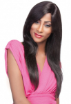 Remi Natural Straight Lace Front Wig - 100% Human Hair Wig - Supreme