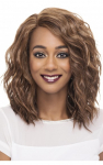 Finn - Futura Fiber Synthetic Fiber Natural Baby Lace Front Wig - Vivica Fox