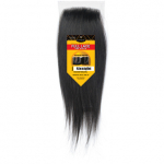Remi Silky Straight Full Lace Toppiece/Closure 12
