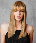 Fringe at Top Ponytail - Heat Style Synthetic Hair Ponytail - Hairdo