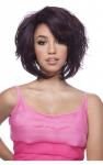 Gemini - Swiss Lace Front Wig - Futura Heat Style Synthetic Hair Wig - Vivica Fox
