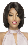 Glad - Brazilian Swiss - Invisible Lace Part - Human Hair Wig - Vivica Fox