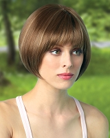 Erin 2513 - Monofilament Top Synthetic Hair Wig  -  Amore