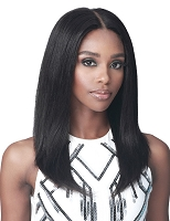 Bobbi Boss Parker MHLF607 Free Parting Human Hair Lace Front Wig