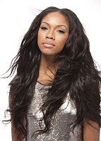 Absolute  Natural Wave - 100% Cuticle Virgin Indian Remi Hair - Supreme
