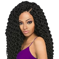 Ripple Twist Braid- Synthetic Hair - Supreme