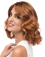 Brittaney- Lace Front Monofilament Top  - Synthetic Fiber Wig - Envy by Alan Eaton