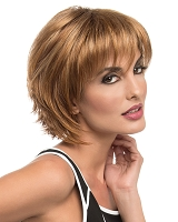 Delaney - Lace Front Monofilament Top  - Synthetic Fiber Wig - Envy by Alan Eaton