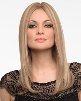 Sophia - Monofilament Top Hand Tied Lace Front - 100% Human Hair Wig -  Envy by Alan Eaton