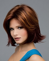 Taylor - Lace Front Monofilament Top - Synthetic Fiber Wig - Envy by Alan Eaton